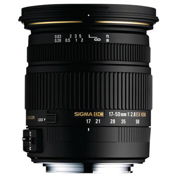 17-50/2.8EX DC OS HSM Canon (583954 SSC)