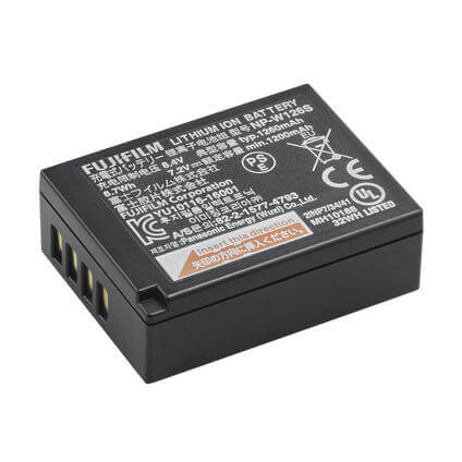 NP-W126S Lithium-ion battery / 1009031
