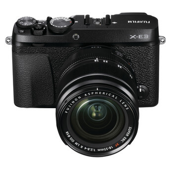 X-E3/XF18-55 Kit blk (1010782)