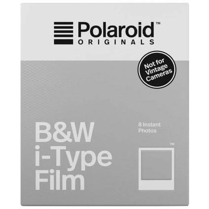 B&W Film i-Type (8 Photos)