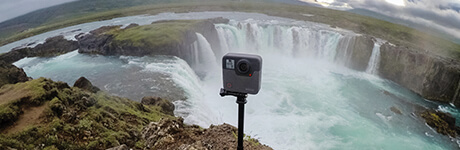 GoPro - Text Bild Links Fusion