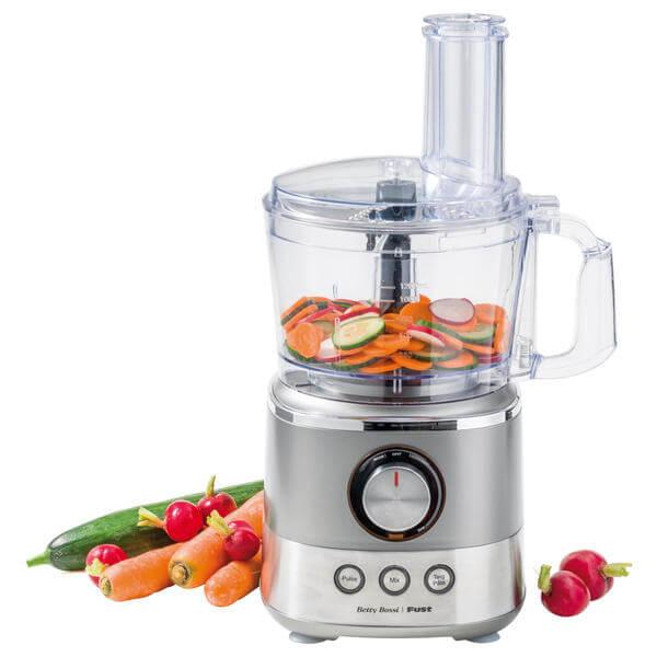 Betty Bossi Fust Robot De Cuisine Multifonction Compact Pas Cher