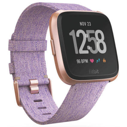 Versa Lavender Woven Special Edition