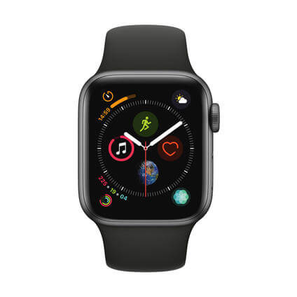 Watch Series 4 Space Gray 40mm