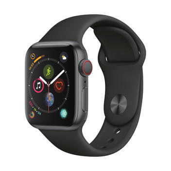 Watch Series 4 Space Gray LTE 40mm