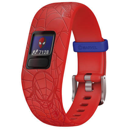 Vivofit Jr. 2 Spider-Man Red