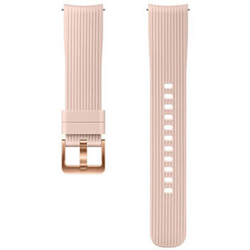 Silicone Band (20mm) pink