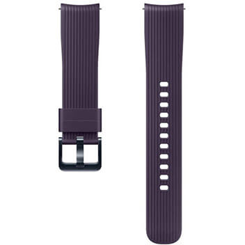 Silicone Band (20mm) violet