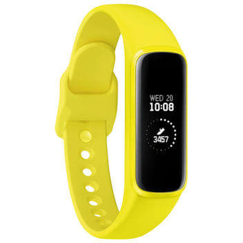 Galaxy Fit E yellow