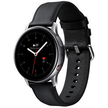 Watch Active 2 Silver 40mm LTE Stainless