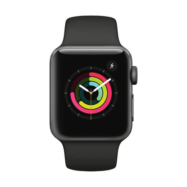 Apple Watch S3 38mm SpaceGray