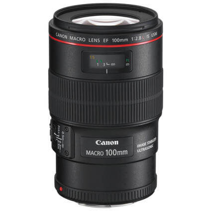 EF100/2.8L IS Macro Swiss Premium