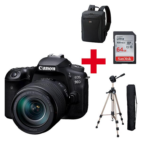 Canon EOS 90D/18-135 Kit