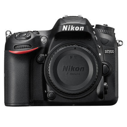 D7200 Body Nikon Swiss Garantie VBA450AE