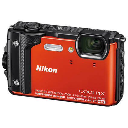 Coolpix W300 orange (VQA071E1)