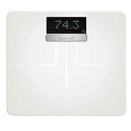 Index-Smart Scale weiss