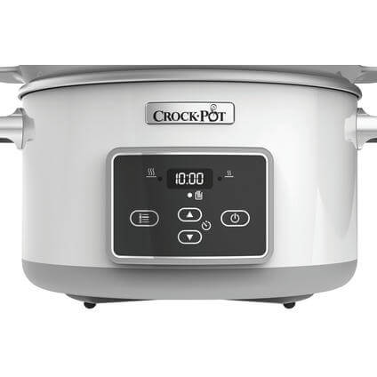 Crock-Pot Duraceramic 5l weiss