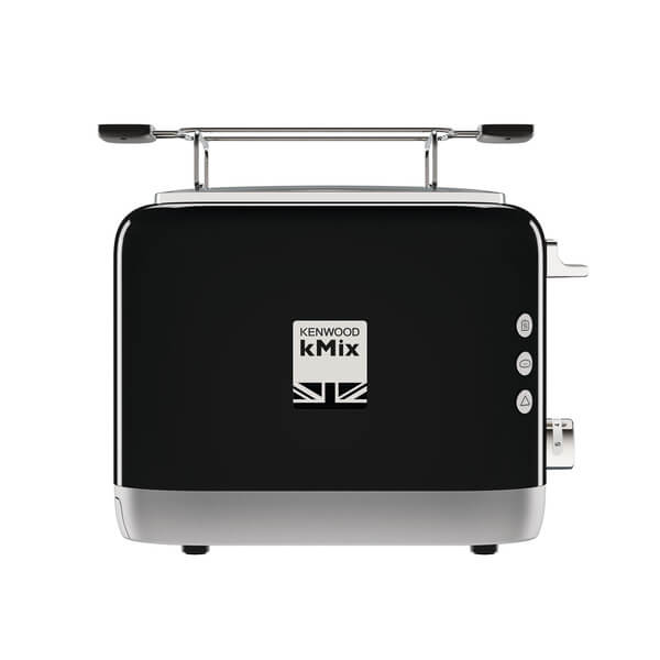 kenwood kmix toaster ii black tcx751bk pas cher. Black Bedroom Furniture Sets. Home Design Ideas