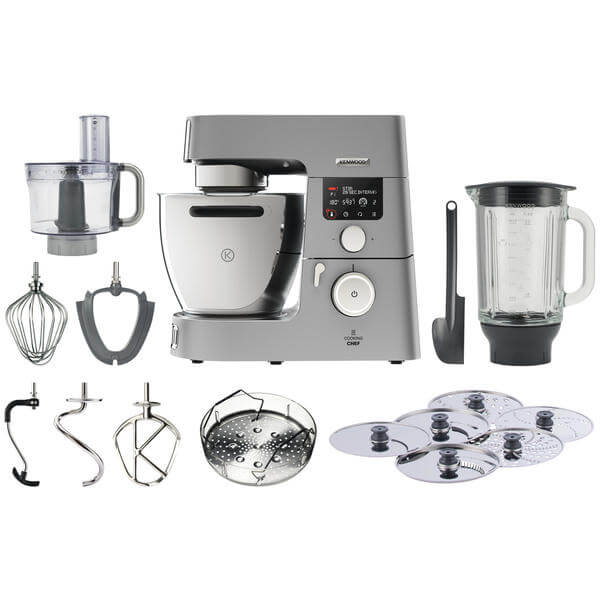 Kenwood Cooking Chef Gourmet KCC9060 S Multipack - a prezzi bassi