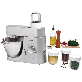 Chef KVC 3100S Set