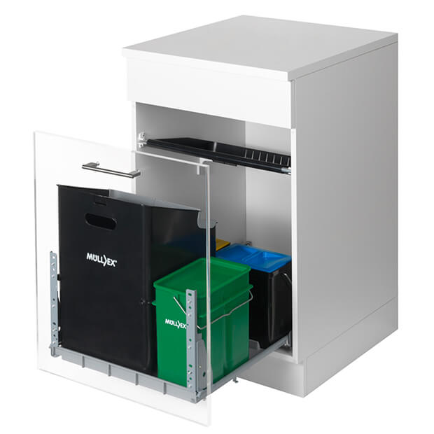 COMFORT Abfallsystem U2013 Bewährt Und Vielfach Eingesetzt.