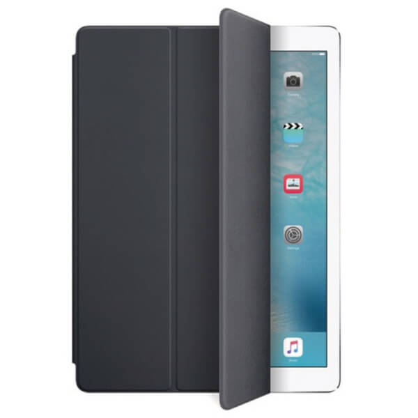 apple smart cover charcoal f r ipad pro 12 9 g nstig kaufen. Black Bedroom Furniture Sets. Home Design Ideas