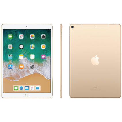 iPad Pro 10.5 4G 256GB Or