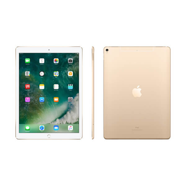 apple ipad pro 12 9 4g 64gb gold g nstig kaufen. Black Bedroom Furniture Sets. Home Design Ideas