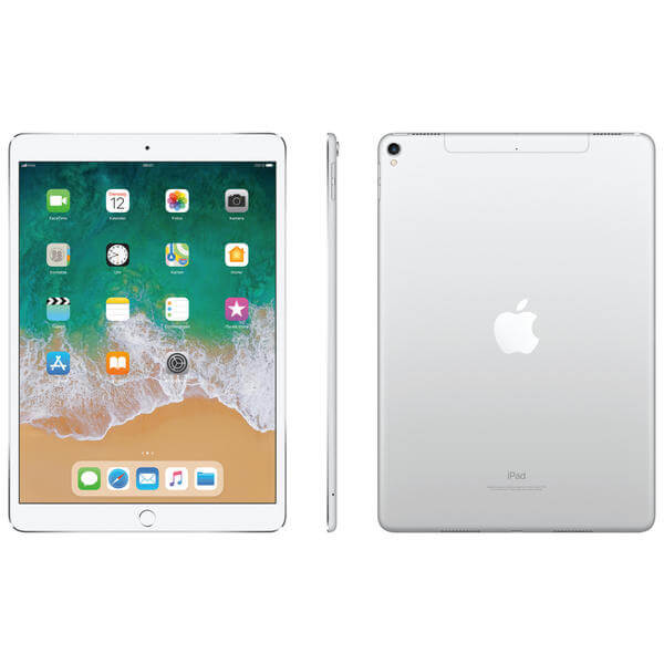 apple ipad pro 10 5 4g 64gb silber g nstig kaufen. Black Bedroom Furniture Sets. Home Design Ideas