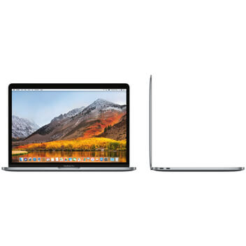 "MacBook Pro 13"" Space Grau"