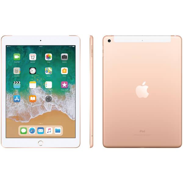 3f7df5e8506e8 Apple iPad Wi-Fi Celluar 128 GB Gold - Günstig kaufen