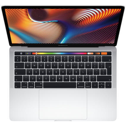 "MacBook Pro 13"" argent MR9V2SM/A"