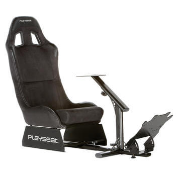 Playseat Evolution Alcantara - black