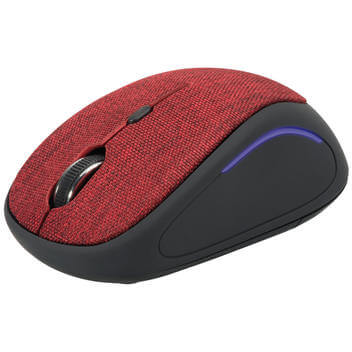 CIUS Fabric Mouse red