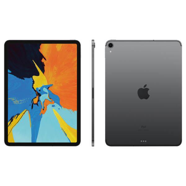 apple ipad pro 11 wifi cell 64gb space grau g nstig kaufen. Black Bedroom Furniture Sets. Home Design Ideas