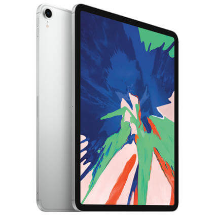 "iPad Pro 11"" WiFi+Cell 256GB Argento"