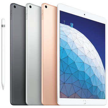 iPad Air 3 64GB Argento
