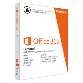 Office 365 Personal Italiano