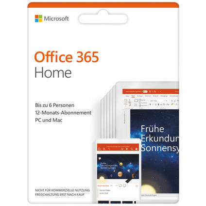 Office 365 Home DE