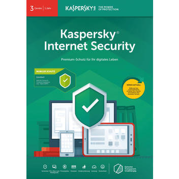 Kaspersky IS 3 PC