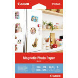 Magnetic Photo Paper 10x15cm MG-101