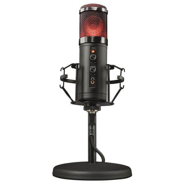 Trust GXT256 Exxo Streaming Mikrofon