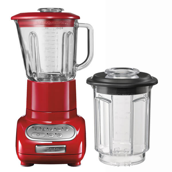 KitchenAid Blender Set red incl. Mini frullatore - a prezzi bassi