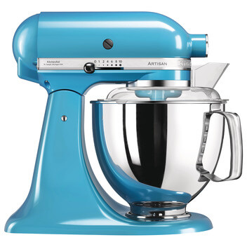 KitchenAid KSM 175 blu cristallo - a prezzi bassi