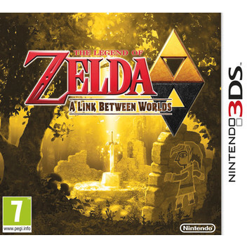 Legend of Zelda: A Link Between Worlds F