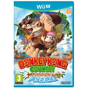 Donkey Kong Country Tropical Freeze (D)
