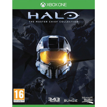 Halo Master Chief I