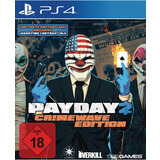 Pay Day 2 Crime PS4 DFI