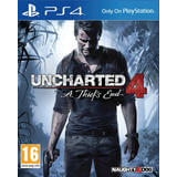 Uncharted 4: A Thief's End PS4 DFI