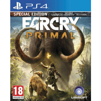 Far Cry Primal Special PS4 DFI